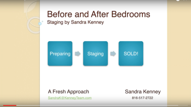 Sandra Kenney Bedroom Areas Before & After